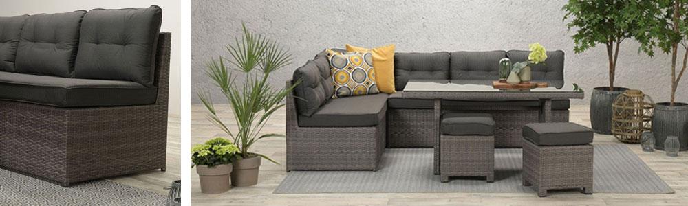 Lapa aanbieding lounge dining set - Tuinmeubelland 2021