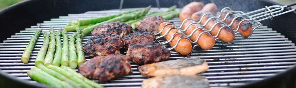 Winter barbecue Tuinmeubelland