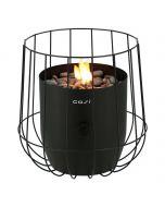 Cosiscoop Basket gaslantaarn - zwart