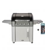Boretti Forza gasbarbecue gereedschapsset