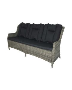 Insua 3-zits loungebank - vintage willow