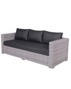 Tennessee loungebank L225 cm - licht grijs