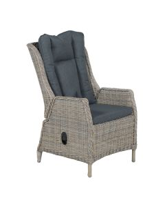 Marbella verstelbare fauteuil - vintage willow