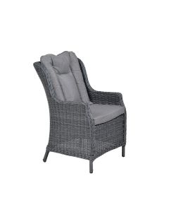 Garden Impressions Marbella dining fauteuil - licht grijs