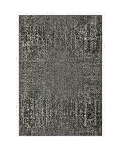 Buitenkleed Oxford antraciet 120x170 cm