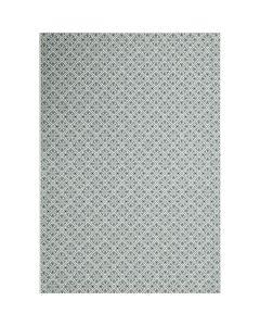 Buitenkleed Tilo vintage blauw 120x170 cm