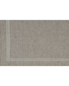Buitenkleed Corona naturel zand 120x170 cm