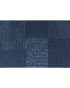 Buitenkleed Martinet blauw 120x170 cm