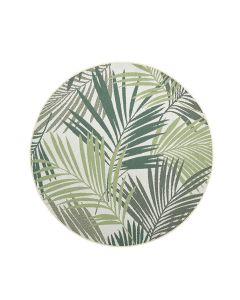 Buitenkleed Naturalis palm leaf Ø160 cm