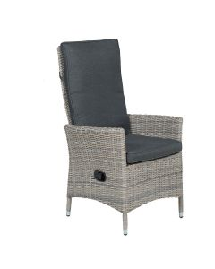 Collin verstelbare fauteuil - vintage willow