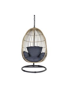 Panama hangstoel swing egg - natural