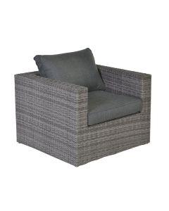 Garden Impressions Bruno lounge stoel - organic grey