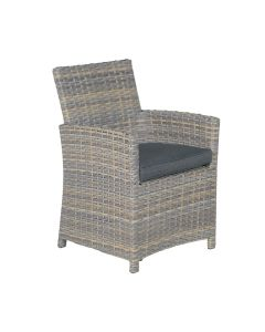 Alaska lounge dining fauteuil - vintage willow