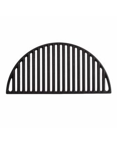 Patton Half moon cast iron cooking grill 21""