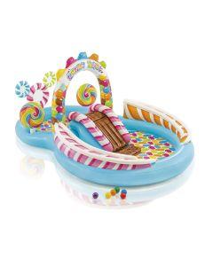 Intex candy zone play center opblaasbaar zwembad