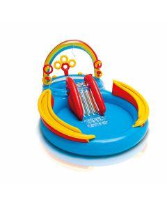 Intex Rainbow Ring kinderzwembadVinyl