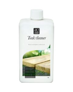 4 Seasons outdoor Teak reiniger - 1000 ml