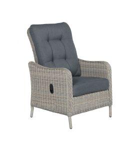 Nova lounge dining stoel verstelbaar - vintage willow