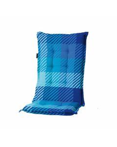 Madison Tuinstoelkussen hoog 50x123 Multi blue Polyester