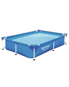 Bestway Steel Pro frame zwembad 221 x 150 x 43 cm