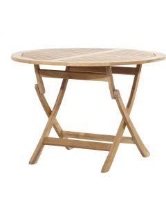 Queens vouwbare tafel