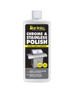 Chroom & RVS polish 237 ml