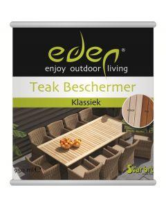 Eden Teak Beschermer Klassiek 950 ml Teakhout