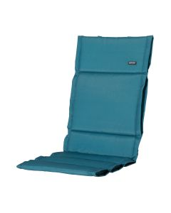 Kussen fiber de luxe 125x51 Panama Sea blue