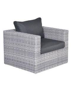 Formiga lounge tuinstoel - licht grijs