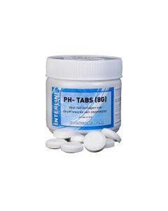 pH-minus tabletten 80 stuks - 8 gr verlaging pH waarde