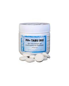 pH-plus tabletten 65 stuks - 8 grams verhoging pH waarde