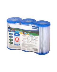 Intex filter cartridge A 3-in-1 pakket