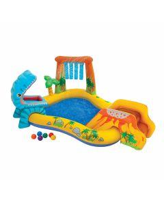 Intex Dinosaur opblaasbaar zwembad