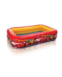 Intex Opblaasbaar zwembad Cars 262x175x56 cm