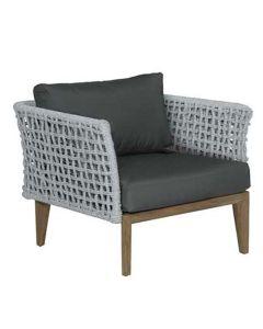 Lagos lounge fauteuil - bruin