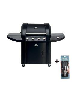 Boretti barbecues met gratis gereedschapsset