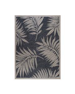 Buitenkleed Milos grijs - 120x170 cm