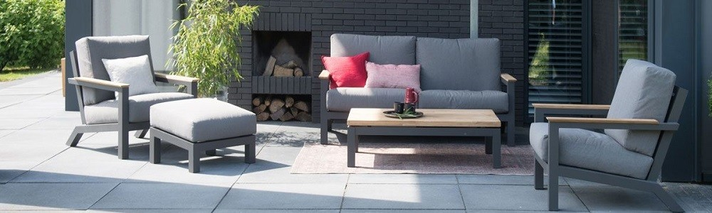 Loungesets van 4 Seasons Outdoor