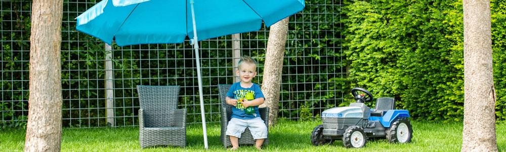 Nieuw: Kinder tuinstoelen en Kinder tuinsets