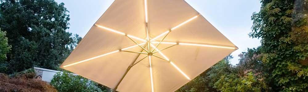 De nieuwste sfeerverlichting en -verwarming voor jouw terras