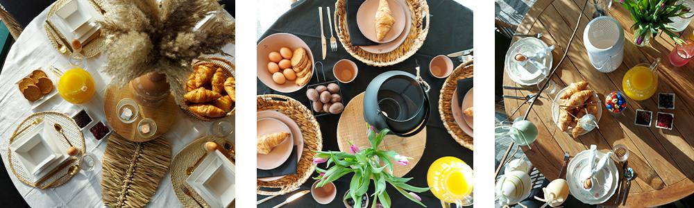 Pasen: 3x inspiratie voor het stijlen van jouw paastafel