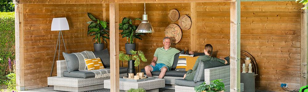 Kies je voor een Loungeset of Lounge dining set?