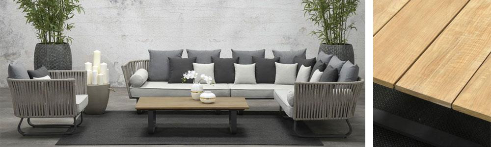 Nieuw: de Vironwood loungeset